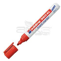 Edding - Edding Beyaz Tahta Kalemi 360 XL 10lu Kırmızı (1)