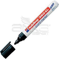 Edding - Edding Beyaz Tahta Kalemi 360 XL 10lu Siyah (1)