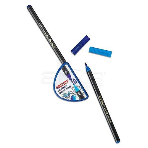 Edding Brushpen 1340 Fırça Uçlu Kalem Happy Box 20li Set
