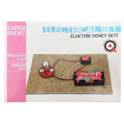 Elektrik Deney Seti Kod: DS-03