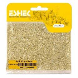 Eshel - Eshel Açık Krem Kum Paket İçi:100 gr