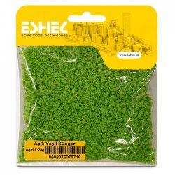Eshel - Eshel Açık Yeşil Sünger Paket İçi:20g