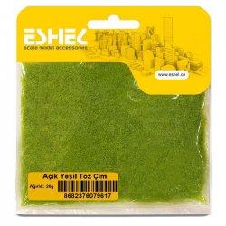 Eshel - Eshel Açık Yeşil Toz Çim Paket İçi:20g