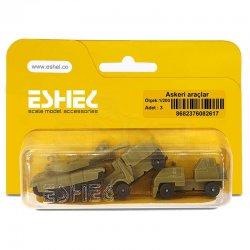 Eshel - Eshel Askeri Araçlar 1/200 3lü