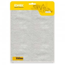 Eshel - Eshel Beyaz Çim 100×5,5cm Paket İçi:2
