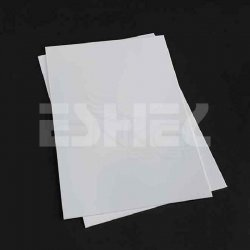 Eshel - Eshel Beyaz Pleksiglas 2mm 300x400x2mm Paket İçi:1