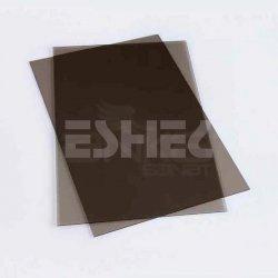 Eshel - Eshel Duman Pleksiglas 3mm 300x400x3mm Paket İçi:1