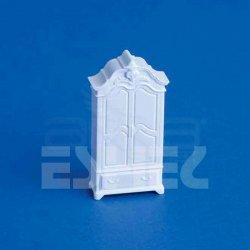 Eshel - Eshel İki Kapılı Klasik Dolap 1-25 Paket İçi:1 (1)