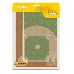 Eshel - Eshel İnsan Figürleri ve Beyzbol Oyun Alanı 1-75 Paket İçi:2