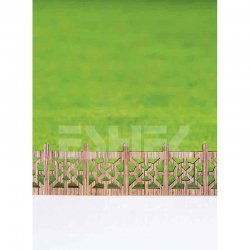 Eshel - Eshel Klasik Ahşap Çit 1-100 Paket İçi:2