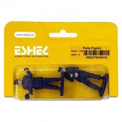 Eshel - Eshel Polis Figürü 1-50 Paket İçi:2