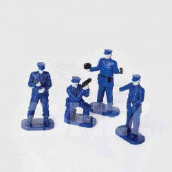 Eshel - Eshel Polis Figürü 1-50 Paket İçi:2 (1)