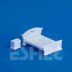 Eshel - Eshel Rock Yatak Seti 1-50 Paket İçi:1