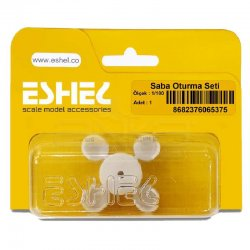Eshel - Eshel Saba Oturma Seti 1-100 Paket İçi:1