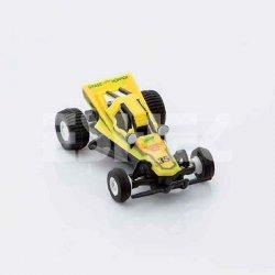 Eshel - Eshel Sarı Yarış Arabası 1-75-1-100 Paket İçi:2 (1)