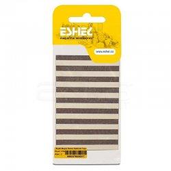 Eshel - Eshel Siyah-Beyaz Kenar Kaldırım Taşı 1-100 Paket İçi:2