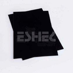 Eshel - Eshel Siyah Pleksiglas 2mm 200x300x2mm Paket İçi:1