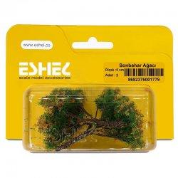 Eshel - Eshel Sonbahar Ağacı 5cm Paket İçi:2 (1)