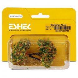 Eshel - Eshel Sonbahar Ağacı 6cm Paket İçi:2 (1)