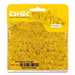 Eshel - Eshel Sonbahar Sünger Paket İçi:20 gr