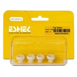 Eshel - Eshel Taş Saksı 1-100 Paket İçi:4 (1)