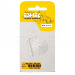 Eshel - Eshel Tek Taraflı Şemsiye 1-75 Paket İçi:1