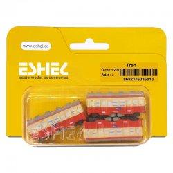 Eshel - Eshel Tren 1-200 Paket İçi:3