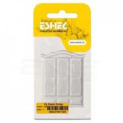 Eshel - Eshel Üç Kapılı Dolap 1-30 Paket İçi:1