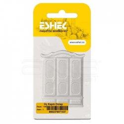Eshel - Eshel Üç Kapılı Dolap 1-50 Paket İçi:1