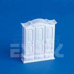 Eshel - Eshel Üç Kapılı Dolap 1-50 Paket İçi:1 (1)