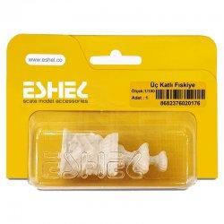 Eshel - Eshel Üç Katlı Fıskiye 1-100 Paket İçi:1 (1)