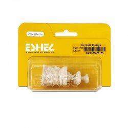Eshel - Eshel Üç Katlı Fıskiye 1-100 Paket İçi:1