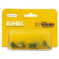 Eshel - Eshel Yaprak 2cm Paket İçi:5 (1)