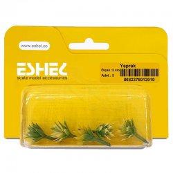 Eshel - Eshel Yaprak 2cm Paket İçi:5