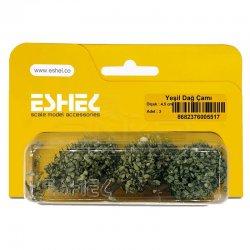 Eshel - Eshel Yeşil Dağ Çamı 4,5cm Paket İçi:3