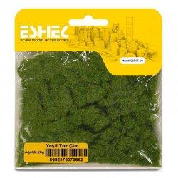 Eshel - Eshel Yeşil Toz Çim Paket İçi:20g