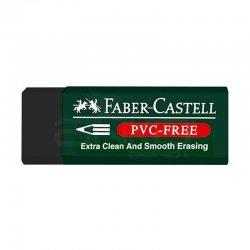 Faber Castell - Faber Castell PVC-Free Siyah Silgi Kod: 7089-20