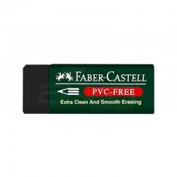 Faber Castell - Faber Castell Pvc-Free Siyah Silgi Kod:7089-30