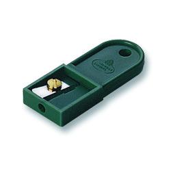 Faber Castell - Faber Castell 2mm Uç Açıcı Kalemtıraş