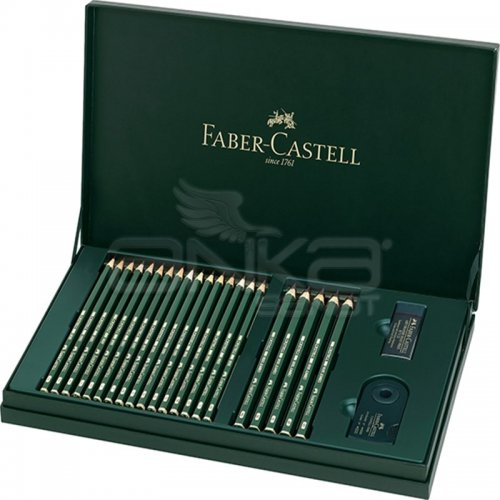 Faber Castell 9000 Dereceli Kalem Anniversary Set