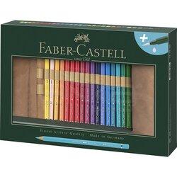 Faber Castell - Faber Castell Albrecht Dürer Aquarell Boya Kalemi 30 Renk + Fırça 117530