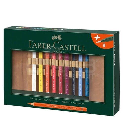 Faber Castell Albrecht Dürer Magnus Aquarell Boya Kalemi 18 Renk + Fırça 116918