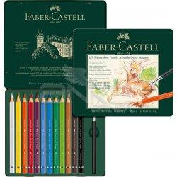 Faber Castell - Faber Castell Albrecht Dürer Magnus Aquarelle Boya Kalemi 12li Set