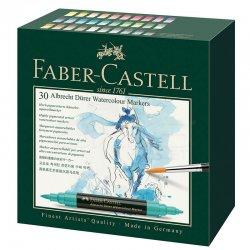 Faber Castell - Faber Castell Albrecht Dürer Watercolor Marker 30 Renk (1)