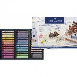 Faber Castell Creative Studio Tam Boy Soft Pastel 36lı - Thumbnail