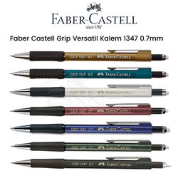 Faber Castell - Faber Castell Grip Versatil Kalem 1347 0.7mm