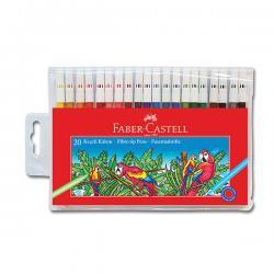 Faber Castell - Faber Castell Keçeli Kalem Setleri (1)