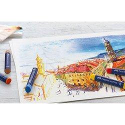 Faber Castell - Faber Castell Oil Pastel Seti 24lü (1)
