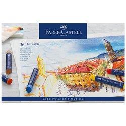 Faber Castell - Faber Castell Oil Pastel Seti 36lı (1)