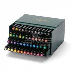 Faber Castell - Faber Castell Pitt Artist Pens Brush Marker 48li Set Studio Box